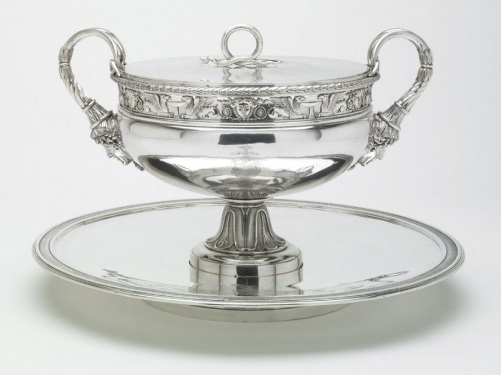 Henri Auguste, Tureen and Stand, 1797-98