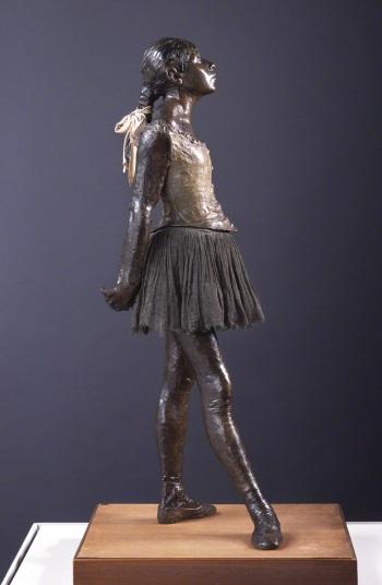 Edgar Degas, *Petite danseuse de quatorze ans*, v. 1880
