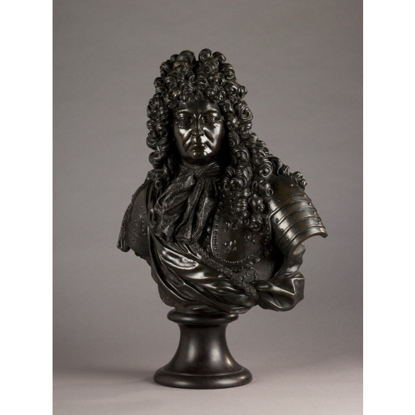 François Girardon, *Louis XIV, King of France*, 1690s