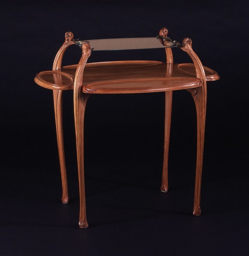Hector Guimard, Table à thé, 1907
