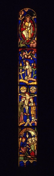 Lancet Redemption Window, c. 1220