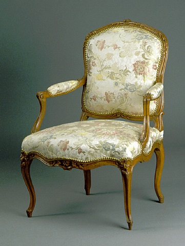 Claude-Étienne Michard, Armchair, c. 1760-65