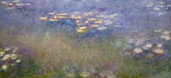 Claude Monet, *Water Lilies*, c. 1915-26