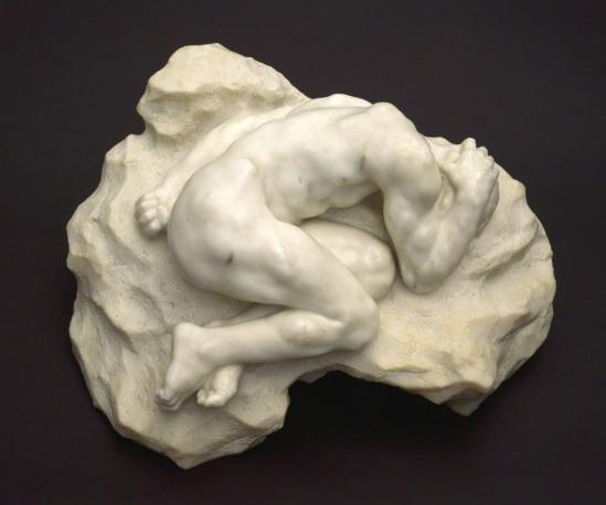 Auguste Rodin, *Le Désespoir*, v. 1890
