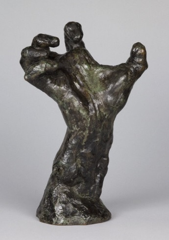 Auguste Rodin, *The Clenched Hand*, c. 1885
