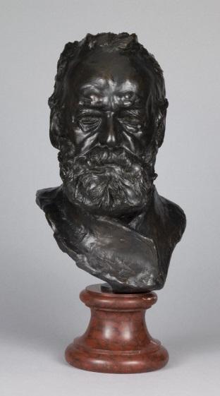 Auguste Rodin, *Victor Hugo*, 1884