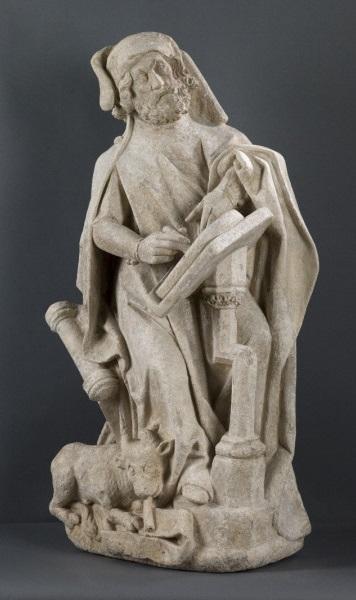 *Saint Luc*, fin du 15e siècle
