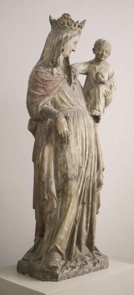 Vierge à l'Enfant, v. 1320