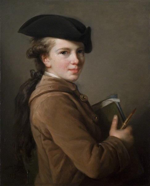 Élisabeth-Louise Vigée-Lebrun, *The Artist's Brother*, 1773