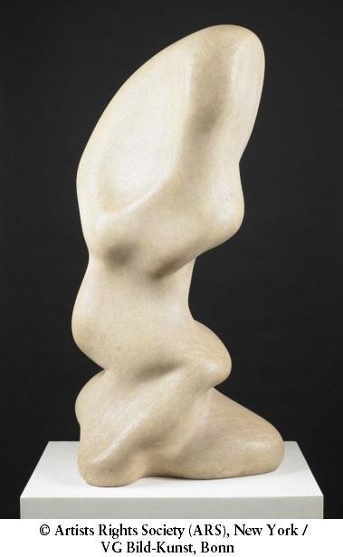 Jean Arp, *Pistil*, 1950