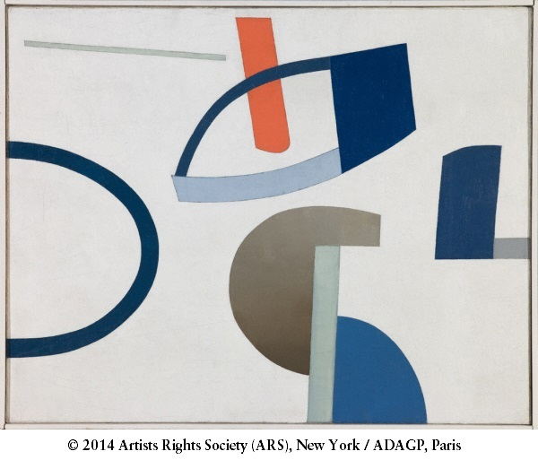 Jean Hélion, *Composition*, 1933